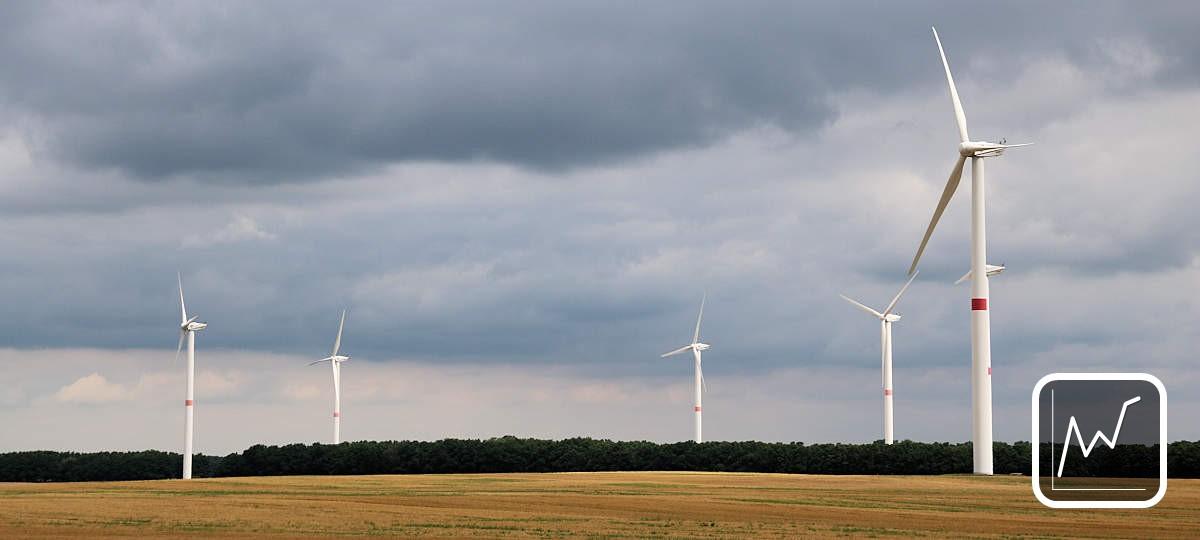 Über 45 Prozent erneuerbarer Strom in Deutschland