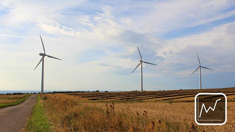 Rekordjahr beim weltweiten Windenergieausbau