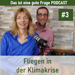 Podcast: Fliegen in der Klimakrise