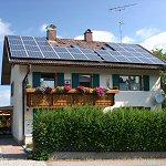 Sonnenstrom selbst genutzt - die solare Revolution