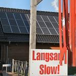 Am Ziel vorbeigedrosselt: Langsamere Energiewende birgt enorme Risiken