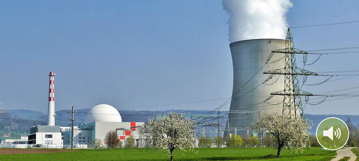 Podcast: Kann die Kernenergie das Klima retten?