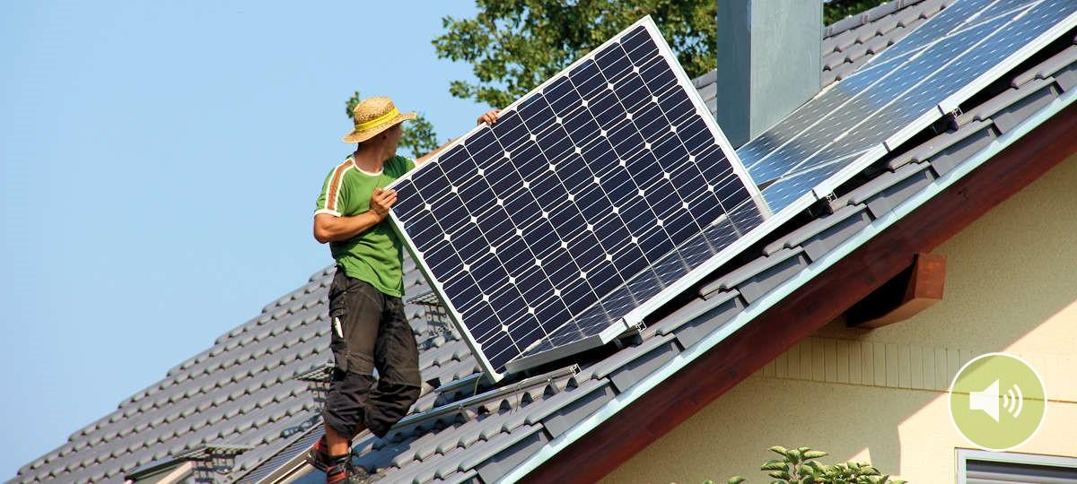 Podcast: Solaranlage? Mach Dein Dach voll!