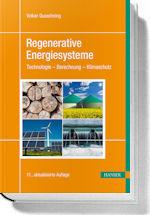 9. Auflage des Standardlehrbuchs Regenerative Energiesysteme erschienen