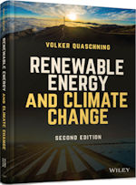Volker Quaschning: Renewable Energy and Climate Change